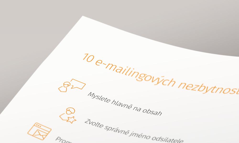Ctí váš newsletter všech 10 základních pravidel?