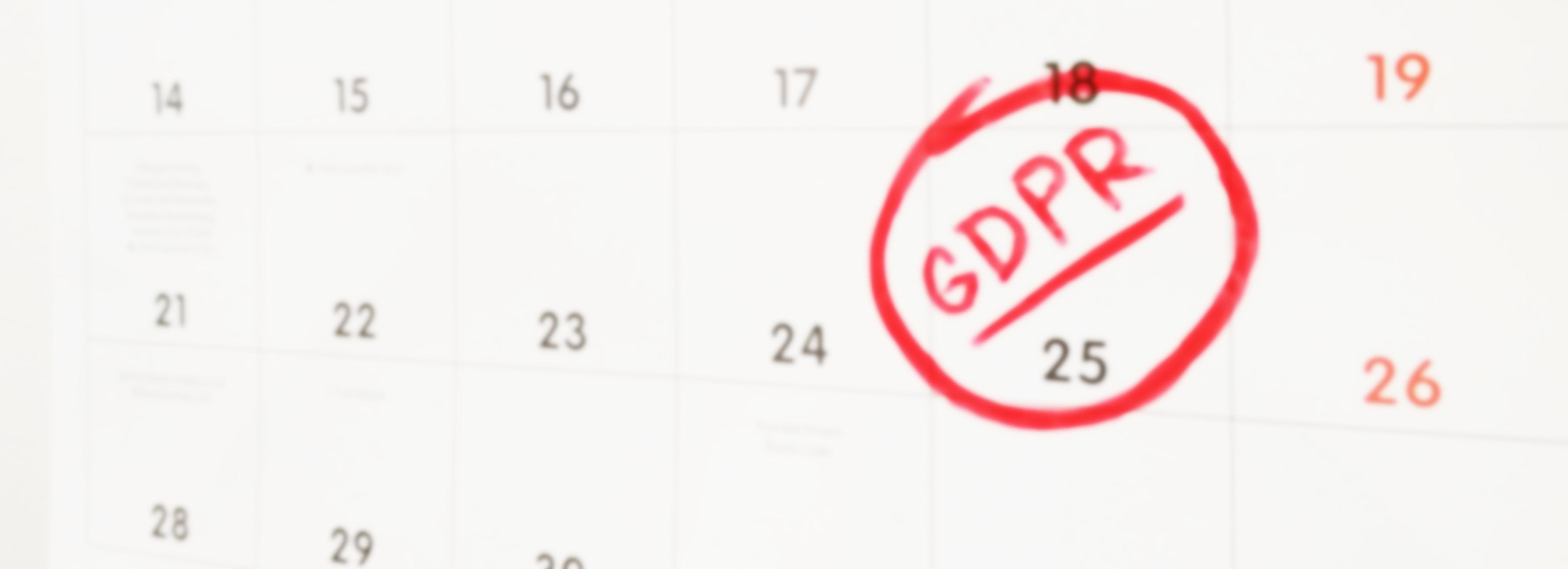 Obecné informace o GDPR