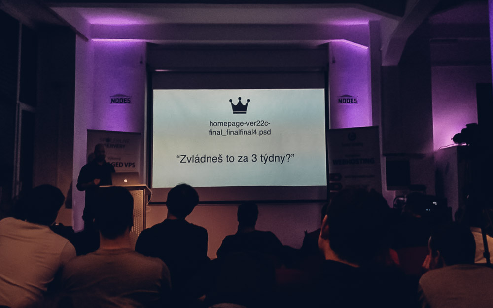 Minikonference na téma style guides