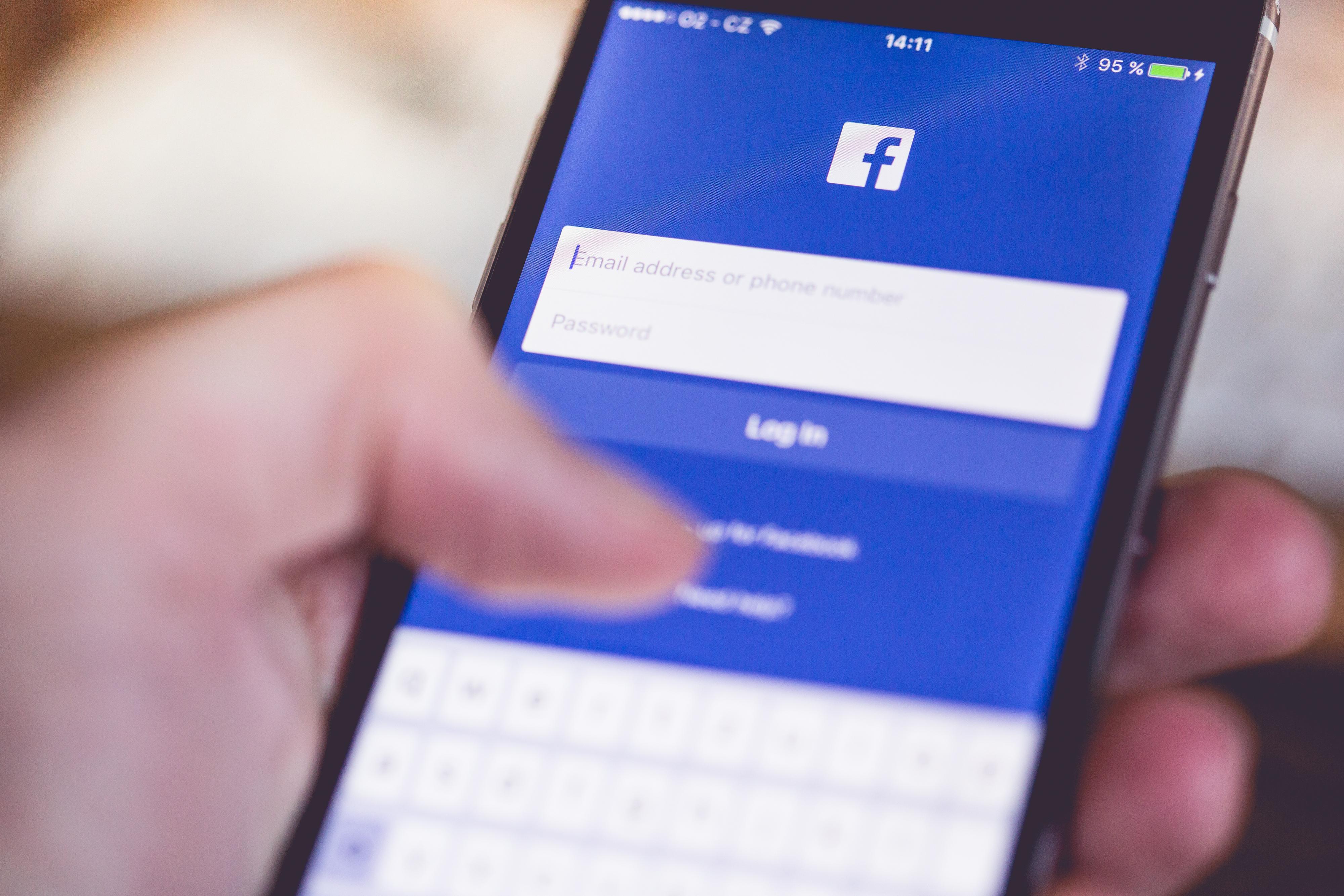 Nastavení viditelnosti příspěvků na Facebooku