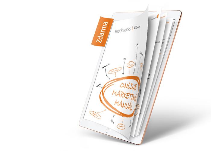 E-book: Online marketingový manuál zdarma
