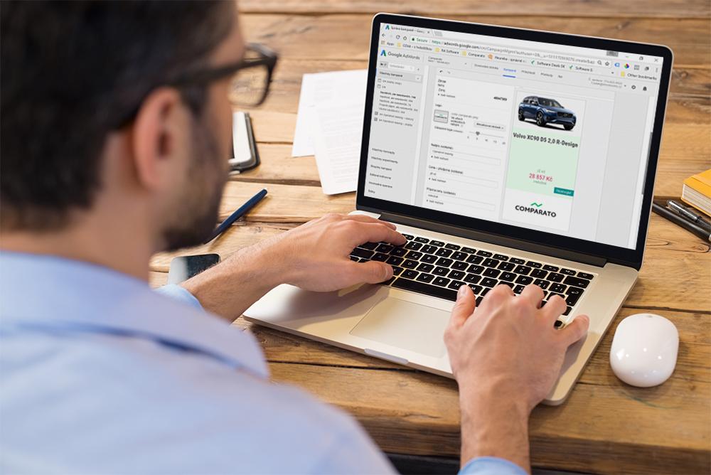 Dynamický remarketing nejen pro e-shopy aneb jak dynamicky propagujeme operativní leasing