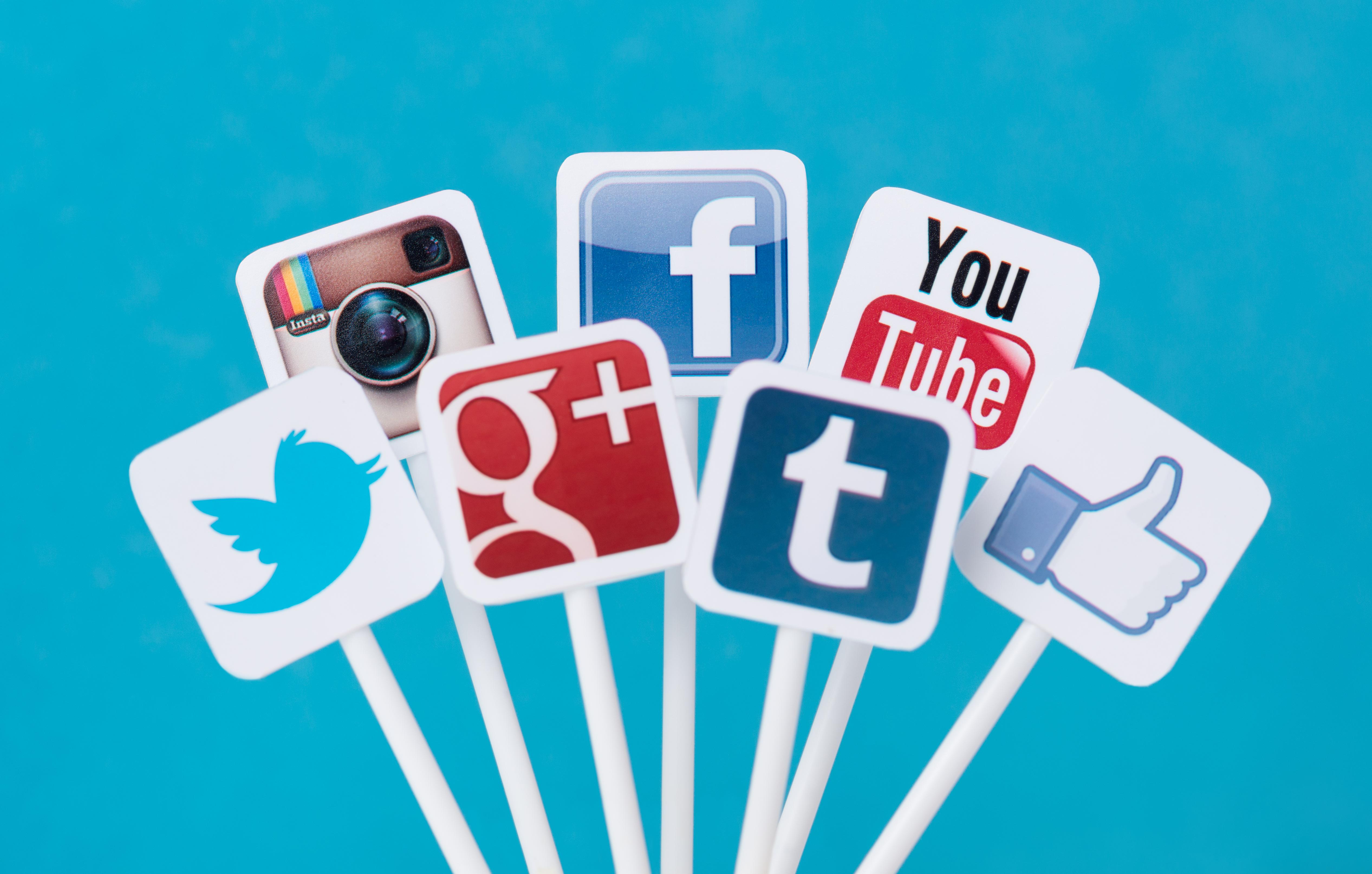 Sociální sítě nejsou jen Facebook